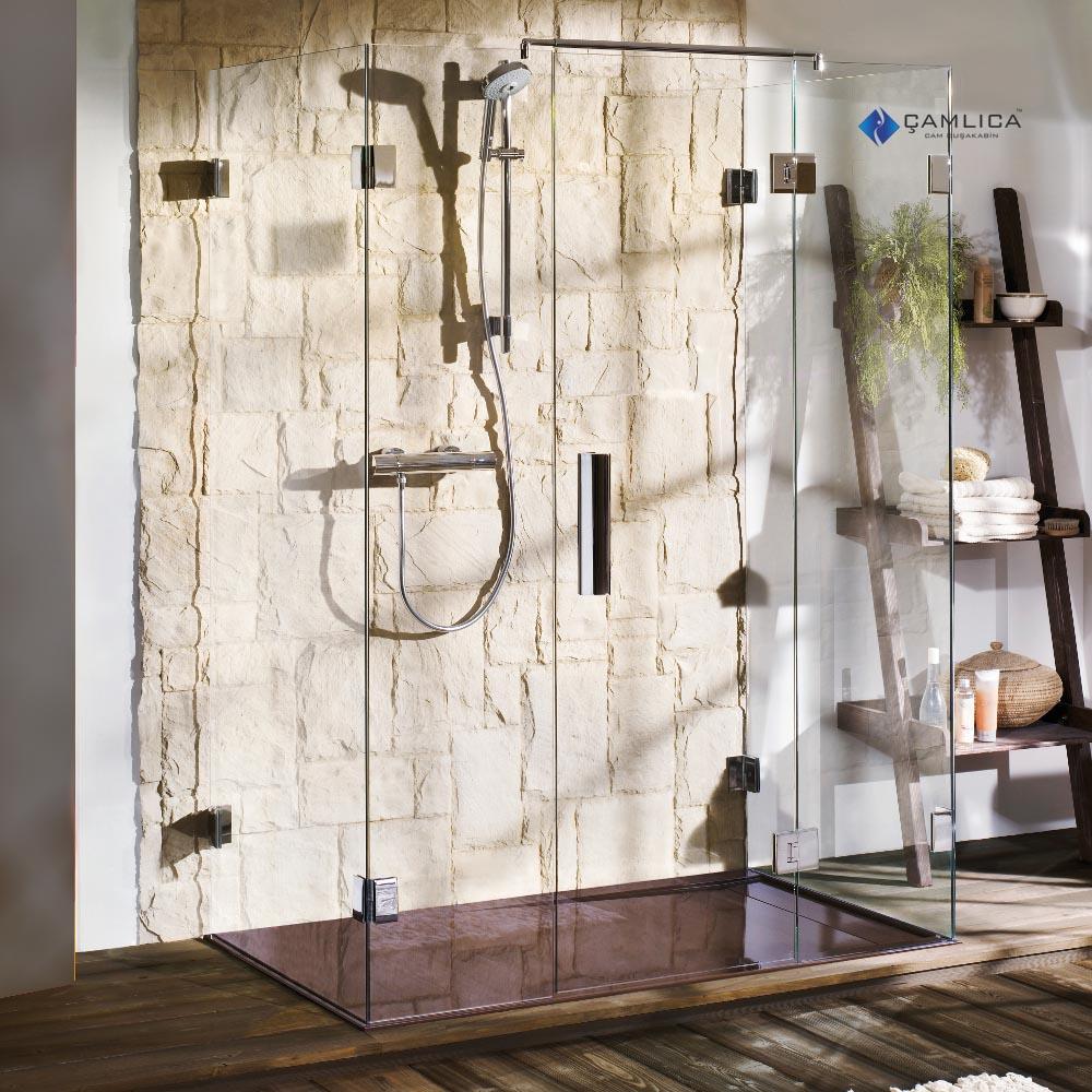 Dusche Shower Bathroom - Cam Duşakabin Sistemleri | {Dusche 71}