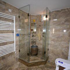 Beşgen Duş Alanı Çözümleri