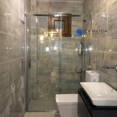 İki Duvar Arası Sürgülü Duşakabin